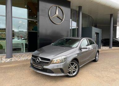 Achat Mercedes Classe A 160 d Inspiration Occasion