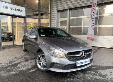 Voiture Mercedes Classe A 160 d Inspiration 7G-DCT Occasion