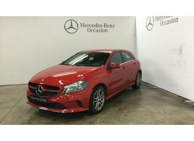 Achat Mercedes Classe A 160 Inspiration Occasion