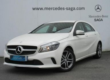 Achat Mercedes Classe A 160 Inspiration 7G-DCT Occasion