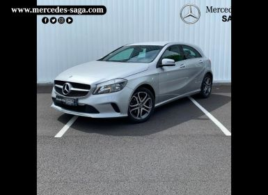Vente Mercedes Classe A 160 Inspiration 7G-DCT Occasion