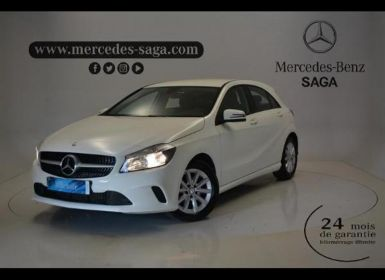 Vente Mercedes Classe A 160 Intuition Occasion
