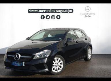 Vente Mercedes Classe A 160 Intuition Occasion