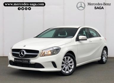 Achat Mercedes Classe A 160 Intuition Occasion