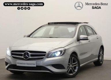Vente Mercedes Classe A 180 CDI 1.8 Sensation 7G-DCT Occasion