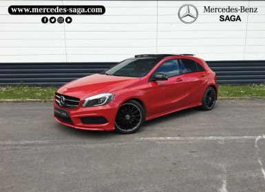 Vente Mercedes Classe A 180 CDI Fascination Occasion