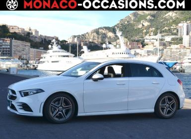 Voiture Mercedes Classe A 180 d 116ch AMG Line 7G-DCT Occasion