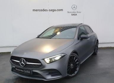 Vente Mercedes Classe A 180 d 116ch AMG Line 7G-DCT Occasion