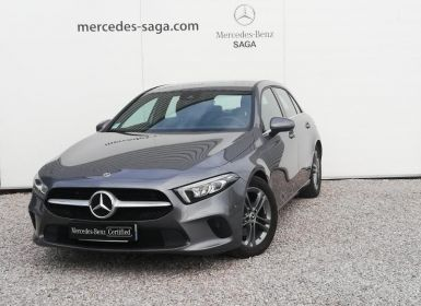 Mercedes Classe A 180 d 116ch Style Line BA