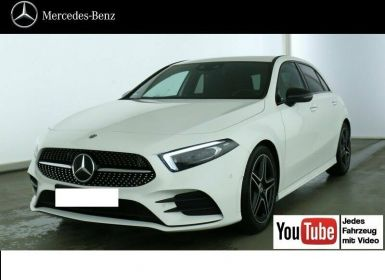 Voiture Mercedes Classe A 180 D - AMG Line  Occasion
