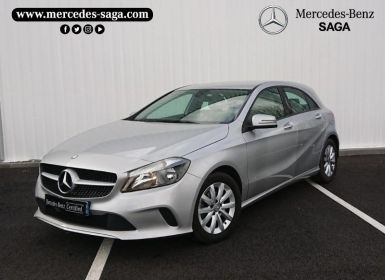 Vente Mercedes Classe A 180 d Business Occasion