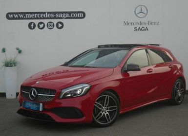 Mercedes Classe A 180 d Fascination Occasion