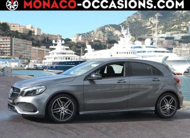 Voiture Mercedes Classe A 180 d Fascination 7G-DCT Occasion