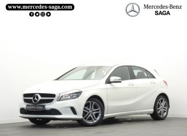 Voiture Mercedes Classe A 180 d Inspiration Occasion