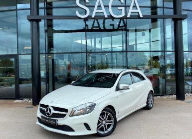 Vente Mercedes Classe A 180 d Inspiration Occasion