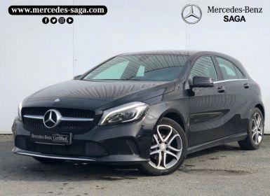 Voiture Mercedes Classe A 180 d Sensation 7G-DCT Occasion