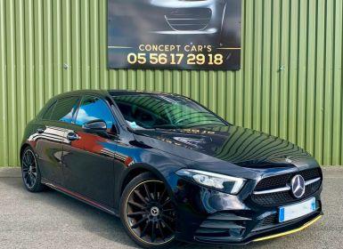 Vente Mercedes Classe A 180d 7G-DCT Edition One berline, gris, 6 cv, 5 portes Occasion