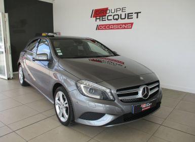 Mercedes Classe A 200 CDI BlueEFFICIENCY Sensation 7-G DCT Occasion