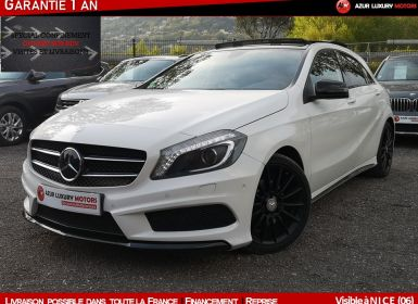 Achat Mercedes Classe A 200 CDI Fascination 7g-DCT Occasion