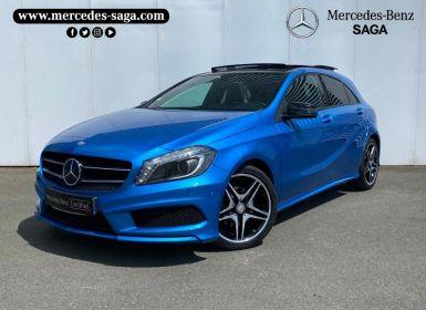 Vente Mercedes Classe A 200 CDI Fascination 7G-DCT Occasion