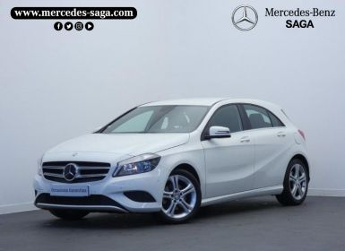 Achat Mercedes Classe A 200 CDI Intuition Occasion