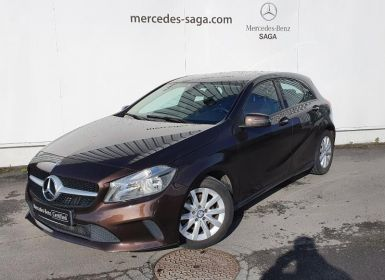 Vente Mercedes Classe A 200 d Business Occasion