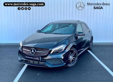 Voiture Mercedes Classe A 200 d Fascination Occasion