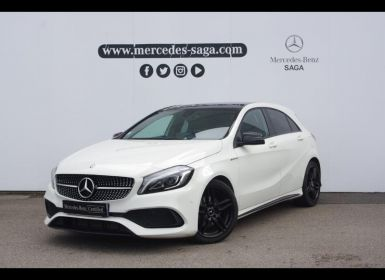 Vente Mercedes Classe A 200 d Fascination Occasion