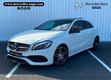 Achat Mercedes Classe A 200 d Fascination Occasion
