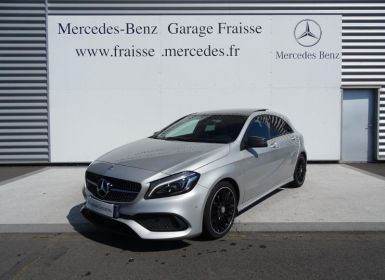 Vente Mercedes Classe A 200 d Fascination 7G-DCT Occasion