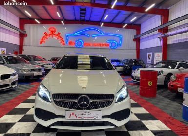 Vente Mercedes Classe A 200d 136cv FASCINATION AMG Occasion