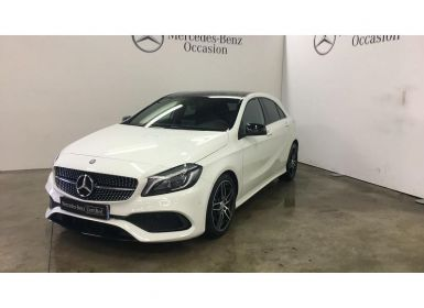 Vente Mercedes Classe A 220 d Fascination 4Matic 7G-DCT Occasion