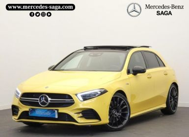 Achat Mercedes Classe A 35 AMG 306ch 4Matic 7G-DCT Speedshift AMG Occasion