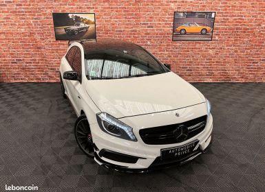 Vente Mercedes Classe A 45 AMG 2.0 turbo 360 cv ( A45 ) - LIGNE MILTEK - ORIGINE FRANCE Occasion