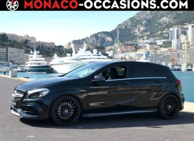 Voiture Mercedes Classe A 45 AMG 4Matic SPEEDSHIFT-DCT Occasion