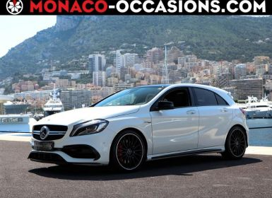 Achat Mercedes Classe A 45 AMG 4Matic SPEEDSHIFT-DCT Occasion