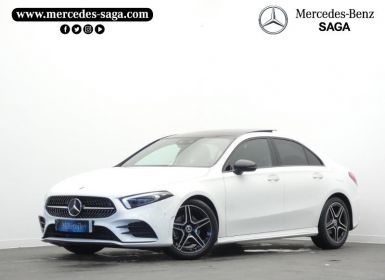 Achat Mercedes Classe A Berline 180 d 116ch AMG Line 7G-DCT Occasion