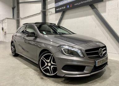 Mercedes Classe A Berline GAZOLE GRIS Occasion