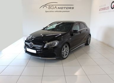Voiture Mercedes Classe A (W176) 45 AMG 4MATIC SPEEDSHIFT-DCT Occasion