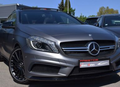 Achat Mercedes Classe A (W176) 45 AMG 4MATIC SPEEDSHIFT-DCT Occasion