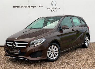 Vente Mercedes Classe B 160 CDI Intuition Occasion