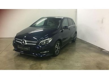 Voiture Mercedes Classe B 160 d 90ch Business Edition 7G-DCT Occasion