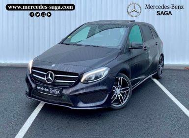 Voiture Mercedes Classe B 160 d 90ch Fascination Occasion