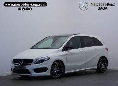 Vente Mercedes Classe B 160 d 90ch Fascination 7G-DCT Occasion