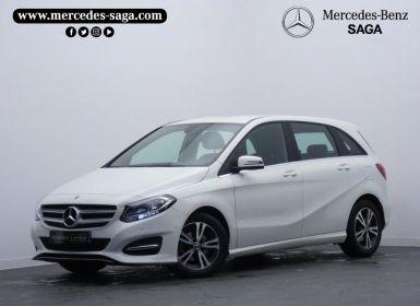Vente Mercedes Classe B 160 d 90ch Inspiration 7G-DCT Occasion