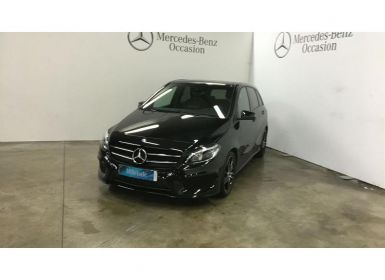Voiture Mercedes Classe B 180 122ch Fascination 7G-DCT Occasion