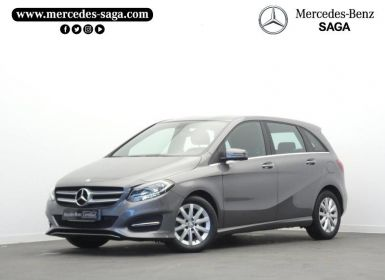 Voiture Mercedes Classe B 180 122ch Inspiration 7G-DCT Occasion