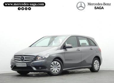 Vente Mercedes Classe B 180 CDI 1.8 Classic 7G-DCT Occasion
