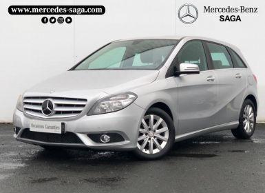 Vente Mercedes Classe B 180 CDI 1.8 Design 7G-DCT Occasion