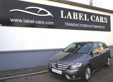 Voiture Mercedes Classe B 180 CDI BLUEFFICIENCY EDITION Occasion